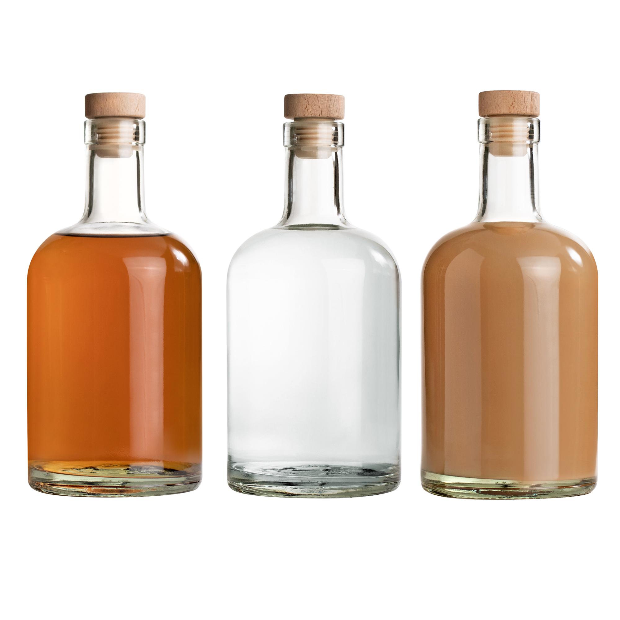 Whiskyset - Glaskaraffe und Whiskyglas - Kompass - Personalisiert