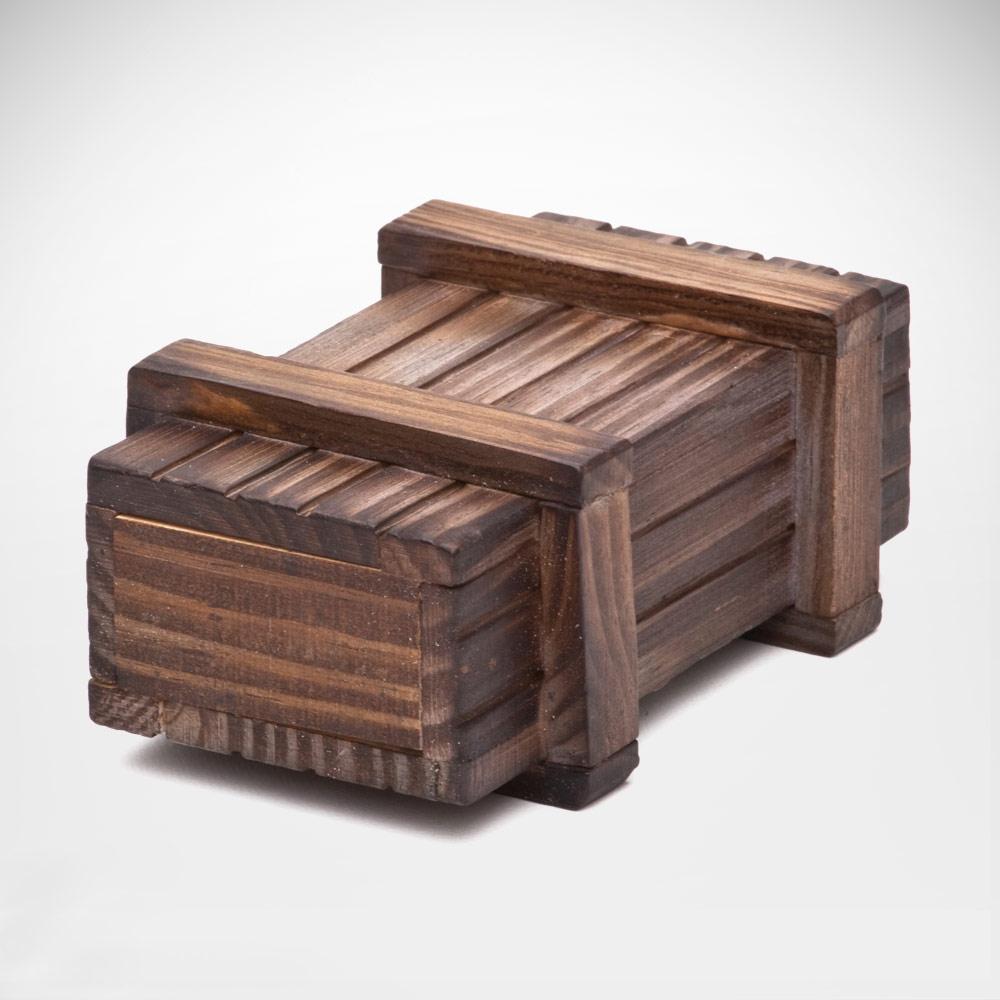 Magische Geschenkbox - Dunkles Nadelholz
